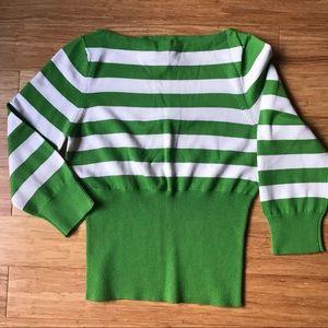 George Stripped light sweater